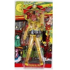Tekkon Kinkreet Movie Collection Non Scale Pre-Painted Figure: M-325 Chocola