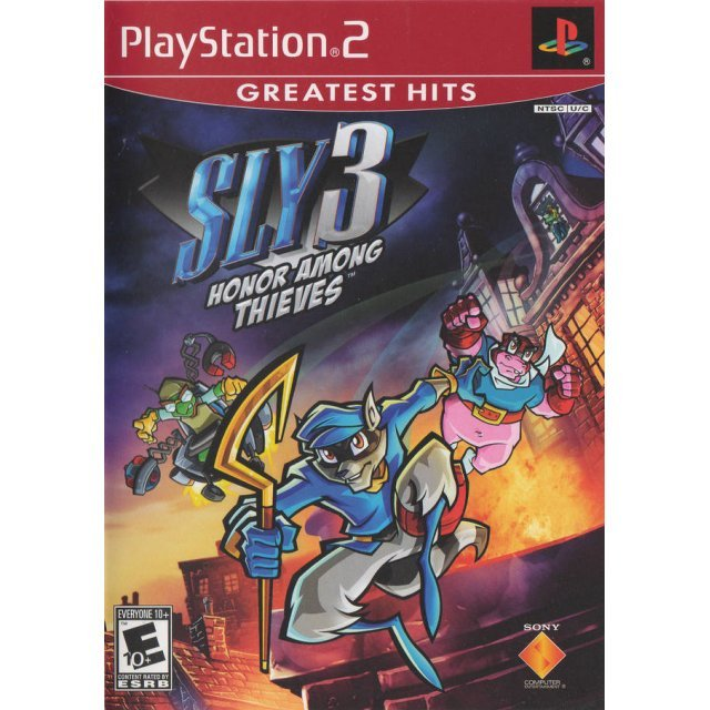 Sly 3: Honor Among Thieves (Greatest Hits)