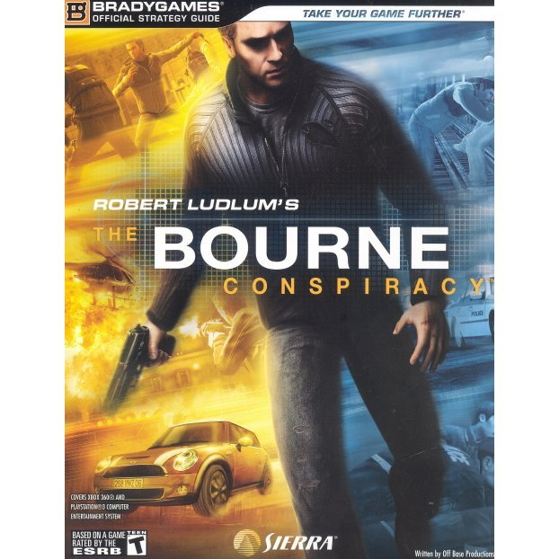 Robert Ludlum's The Bourne Conspiracy Official Strategy Guide
