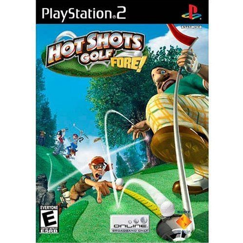 Hot Shots Golf Fore (Greatest Hits)