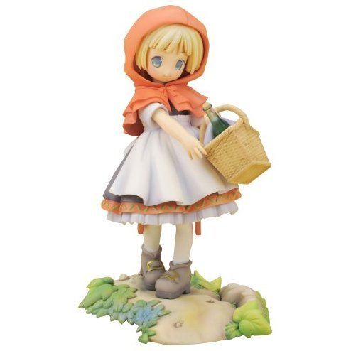 Pop Wonderland 1/8 Scale Pre-Painted PVC Figure: Little Red Riding Hood