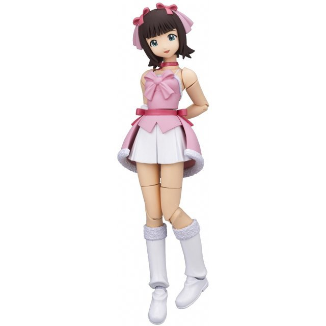 Fraulein Revoltech Series No. 005 - Idol Master 1/10 Scale Pre-Painted PVC Figure: Amami Haruka Strawberry