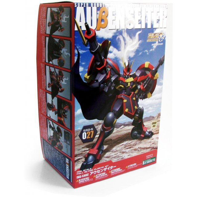 S.R.G-S Super Robot Taisen Original Generation Non Scale Model Kit: DGG-XAM2 Aussenseiter