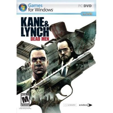 Kane & Lynch: Dead Men (DVD-ROM)