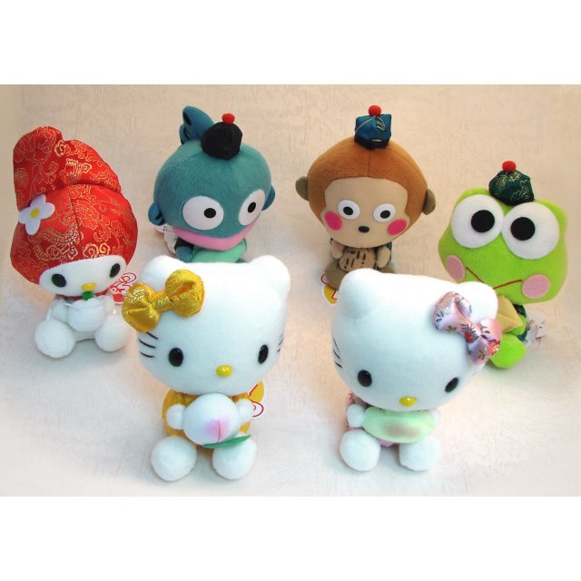 Sanrio Character Prize Plush Doll