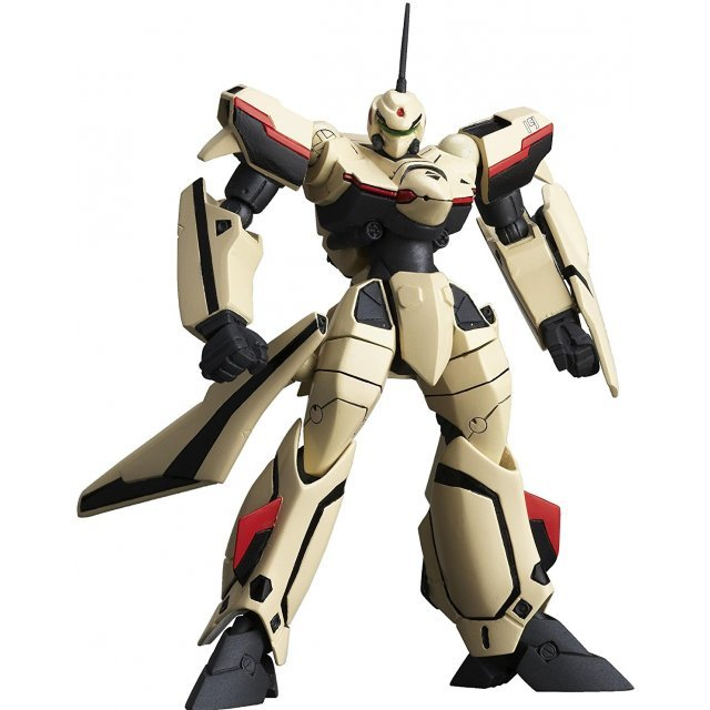 Revoltech Series No. 053 - Macross Non Scale Pre-Painted PVC Action Figure: Valkyrie YF-19