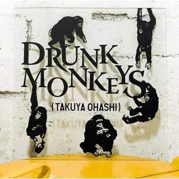Drunk Monkeys [CD+DVD Limited Edition]