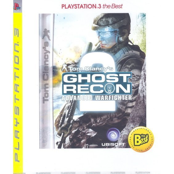 Tom Clancy's Ghost Recon Advanced Warfighter 2 (PlayStation3 the Best)