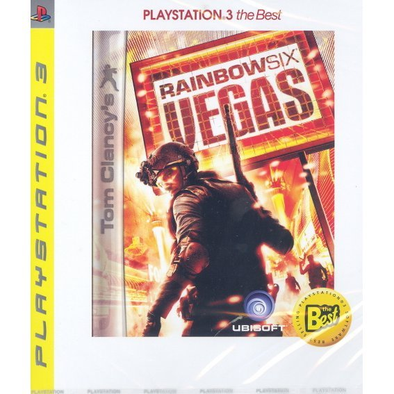 Tom Clancy's Rainbow Six: Vegas (PlayStation3 the Best)