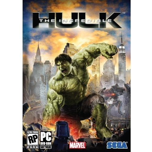 The Incredible Hulk (DVD-ROM)