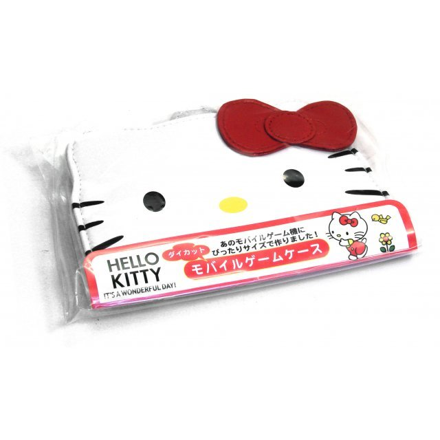 Hello Kitty Mobile Game Case (White)