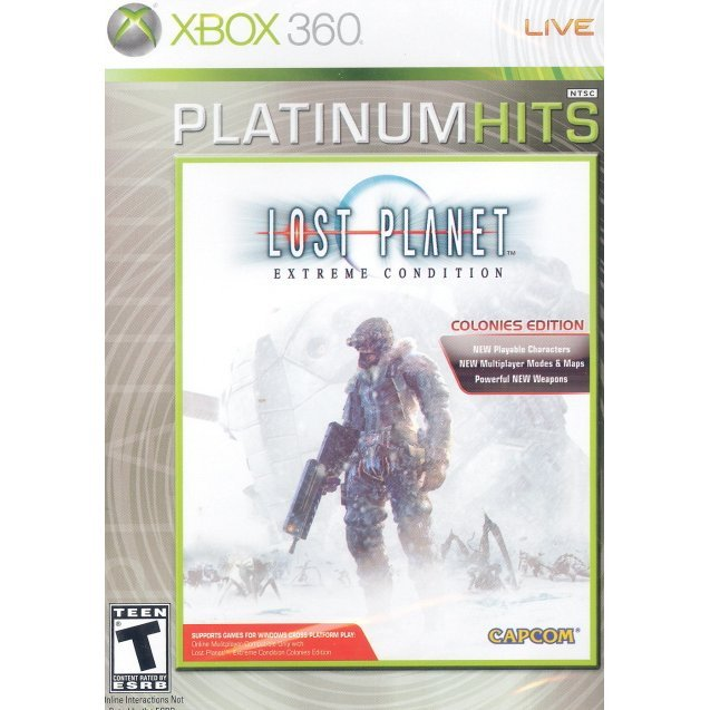 Lost Planet: Extreme Condition Colonies Edition (Platinum Hits)