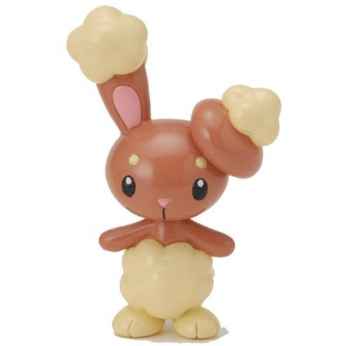 Pokemon Battle Scene Non Scale Pre-Painted Mini Figure: Mimiroru