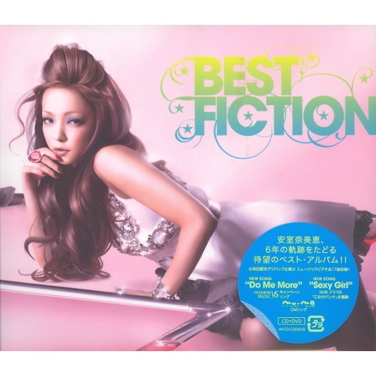 Best Fiction [CD+DVD Jacket A]