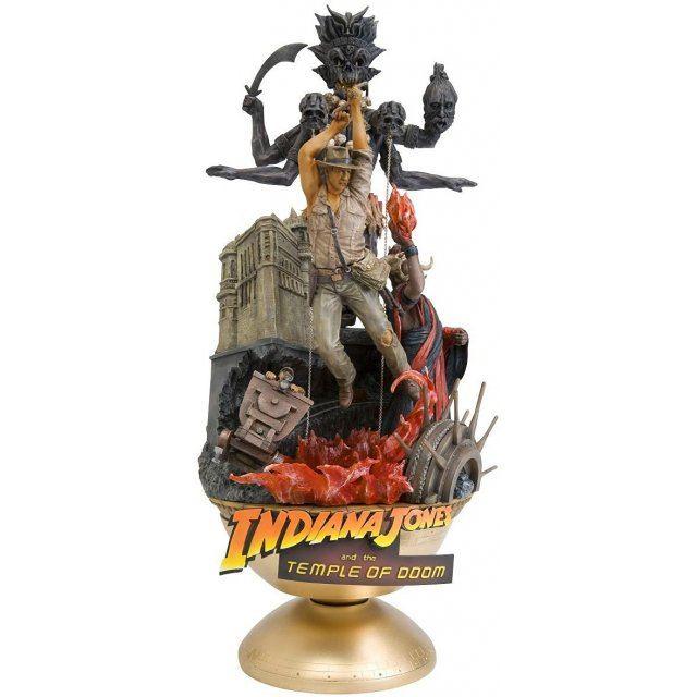 ARTFX Theatre Indiana Jones Non Scale Pre-Painted Statue