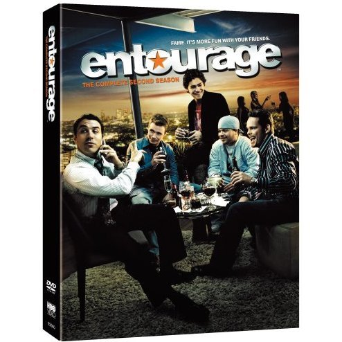 Entourage Second Season Collector's Box