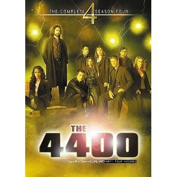 4400 The Complete Season 4 Complete Box