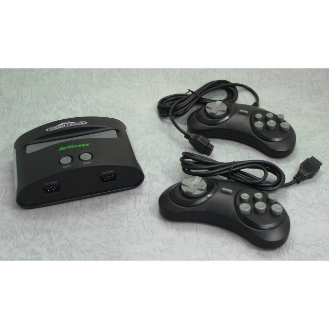 Sega Mega Drive Twin Pad Player (Black)