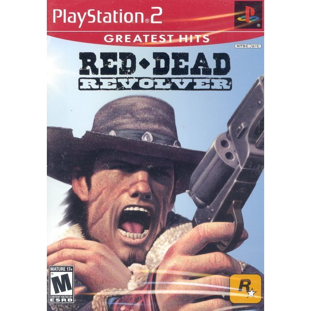 Red Dead Revolver (Greatest Hits)