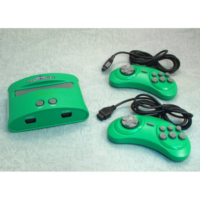 Sega Mega Drive Twin Pad Player (Green)