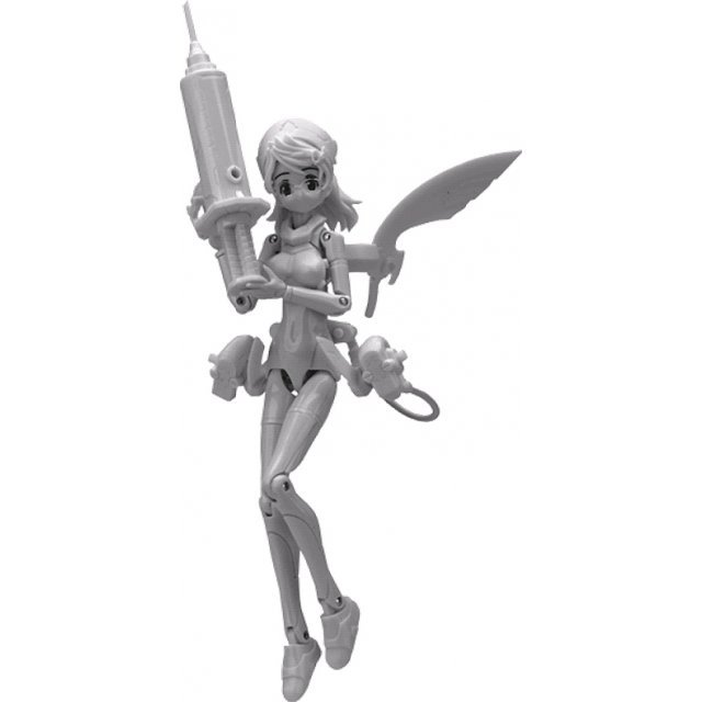 Busou Shinki Light Armor Non Scale Pre-Painted Action Figure: Feather Flight