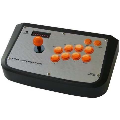 HORI Real Arcade Pro Stick (Orange)