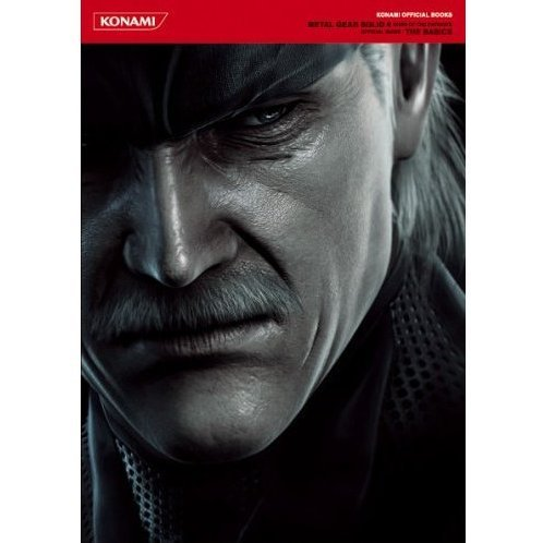 Metal Gear Solid 4: Guns of the Patriots Offical Guide - The Basics (Konami Official Books)