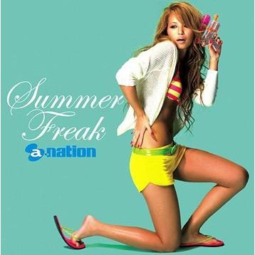 Summer Freak By A-nation [CD+DVD]