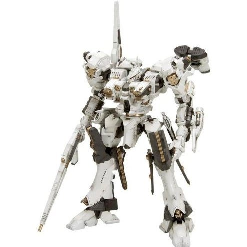 Armored Core 1/72 Scale Plastic Model Kit: CR-HOGIRE Rosenthal
