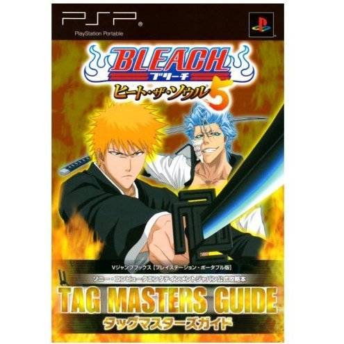 Bleach: Heat the Soul 5 Tag Masters Guide