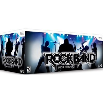 Rock Band Special Edition