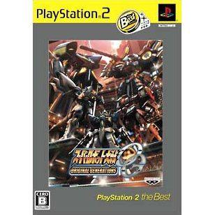 Super Robot Taisen OG: Original Generations (PlayStation2