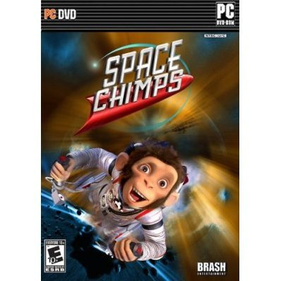 Space Chimps (DVD-ROM)