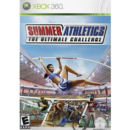 Summer Athletics The Ultimate Challenge