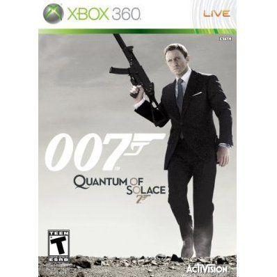 James Bond: Quantum of Solace