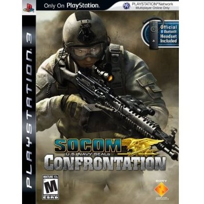 SOCOM: US Navy SEALs Confrontation (w/ Headset)