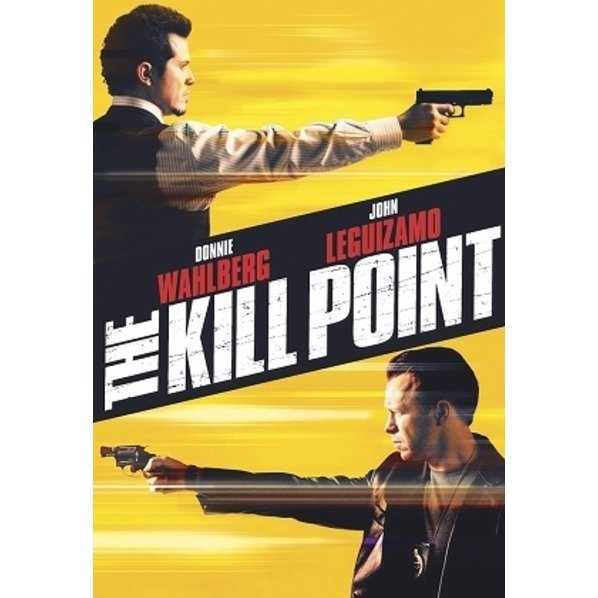 Kill Point DVD Box