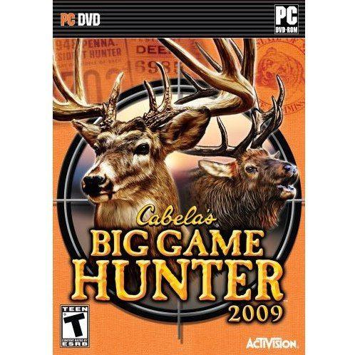Cabela's Big Game Hunter 2009 Inglés Pa.131902.1