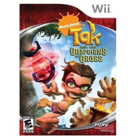 Tak: Big Dose of Gross