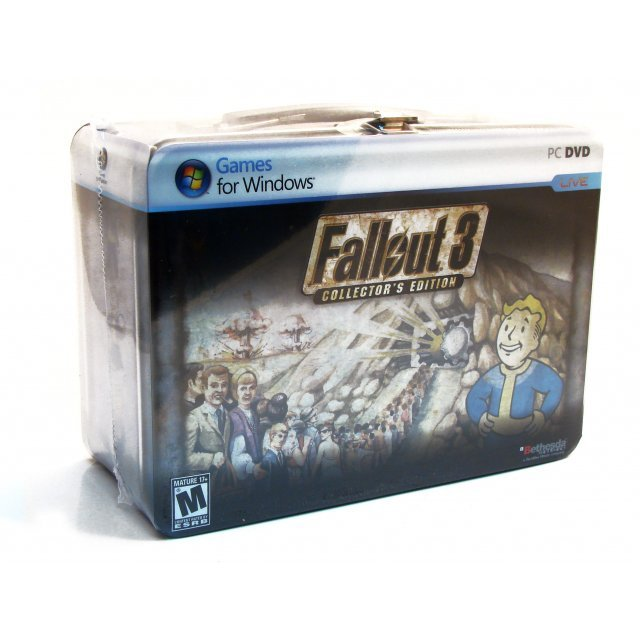 Fallout 3 [Collectors Edition] (DVD-ROM)