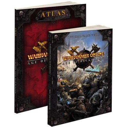 Warhammer Online: Age of Reckoning Guide and Atlas Bundle