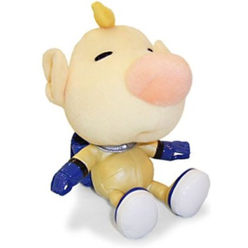 Pikmin 2 Plush Doll Louie (Re-run)