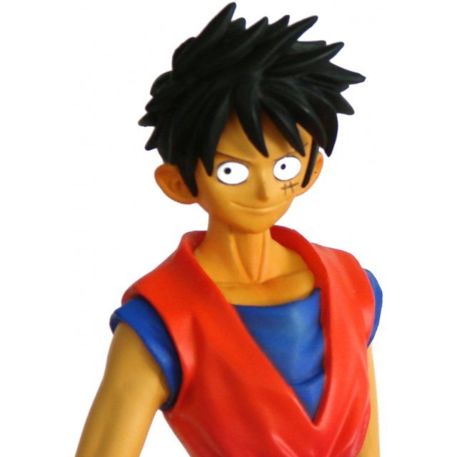 Dragon Ball Z X One Piece DX Non Scale Pre-Painted Figure
