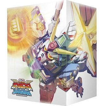 SD Gundam Force Collection Box [Limited Edition]