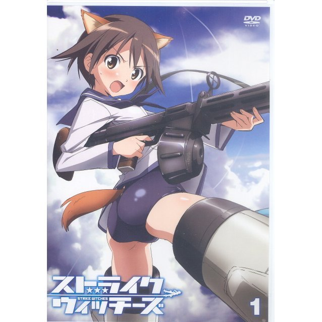 Strike Witches 1