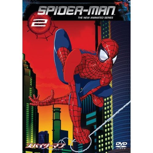Spider-Man TM The New Animated Series Vol.2 [Limited Pressing]