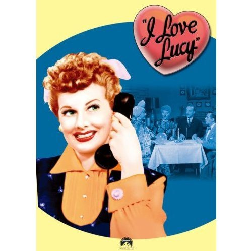 I Love Lucy Season 1 Vol.2