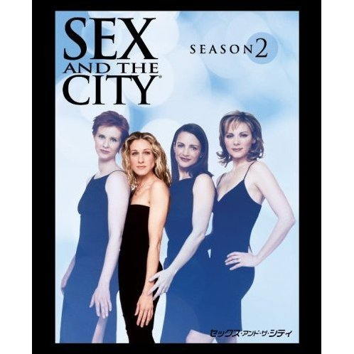Sex And The City Season2 Petit Slim [Limited Pressing]