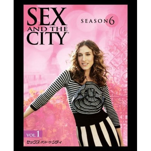 Sex And The City Season6 Petit Slim [Limited Pressing]