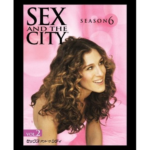 Sex And The City Season6 Vol.2 Petit Slim [Limited Pressing]